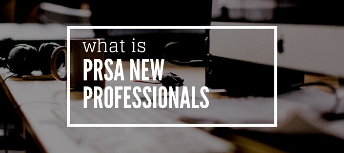 PRSA New Professionals