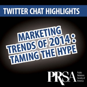 Marketing Trends of 2014: Taming the Hype