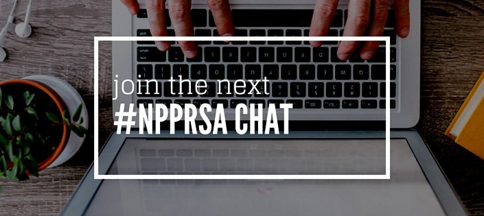 New Professionals Twitter Chats