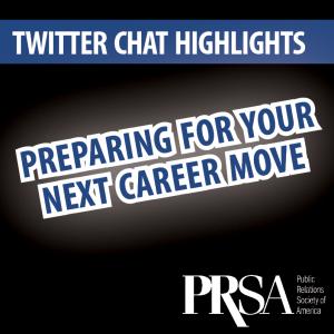 PRSA Twitter Chat