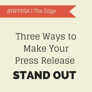 #NPPRSA - The Edge