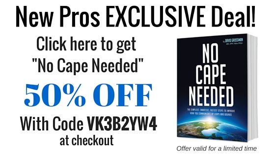 New ProsEXCLUSIVEDeal-No-Cape-Needed-50-Off