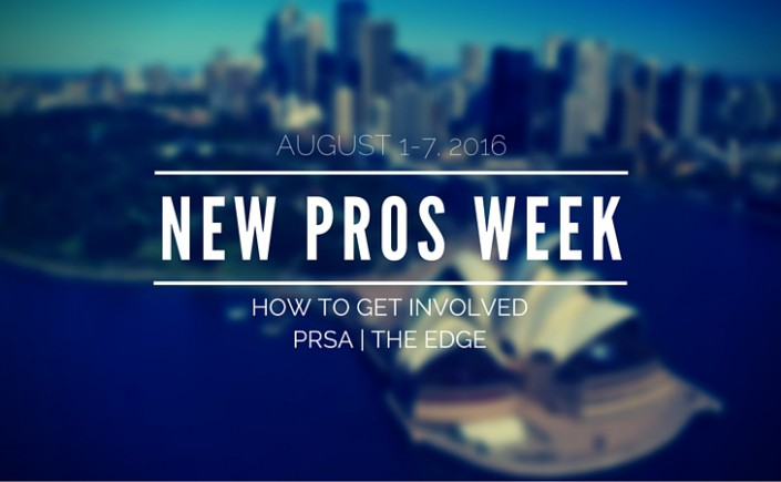 New pros week