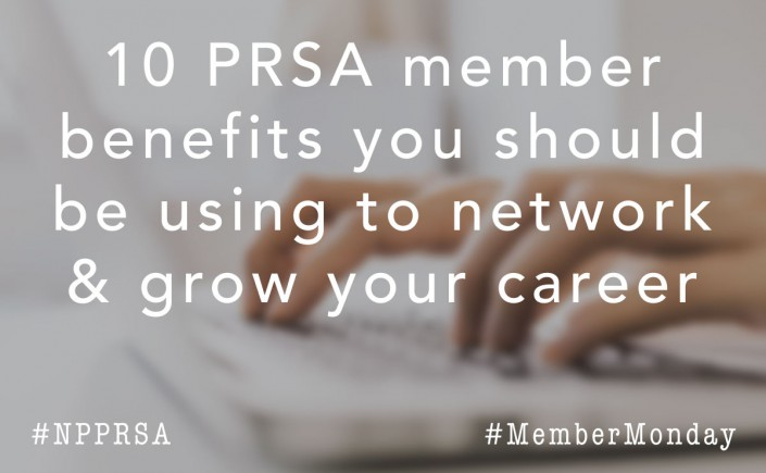 prsa-member-benefits