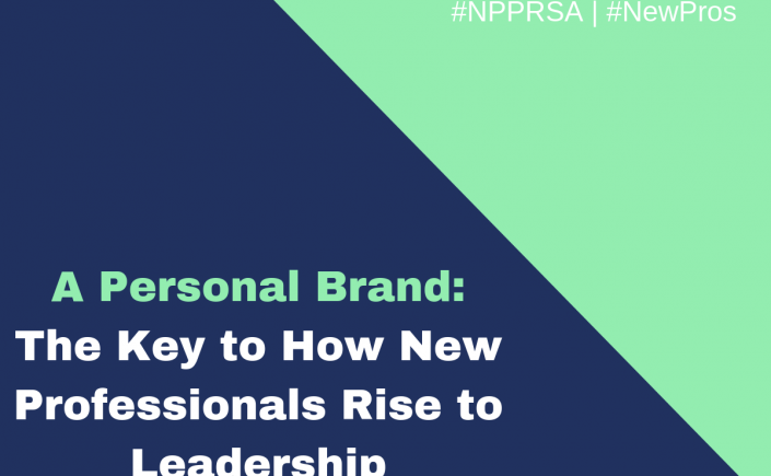 A Personal Brand The Key To How New Professionals Rise To Leadership The Edge