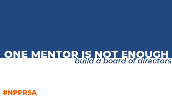 One mentor is not enough