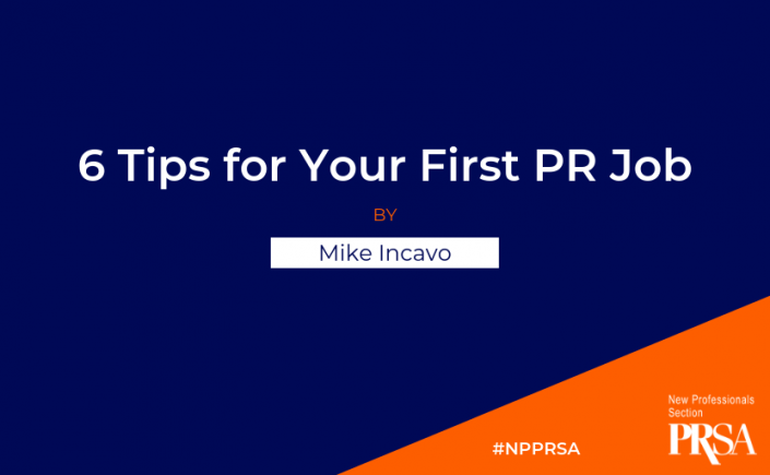 Blog_ 6 Tips for Your First PR Job